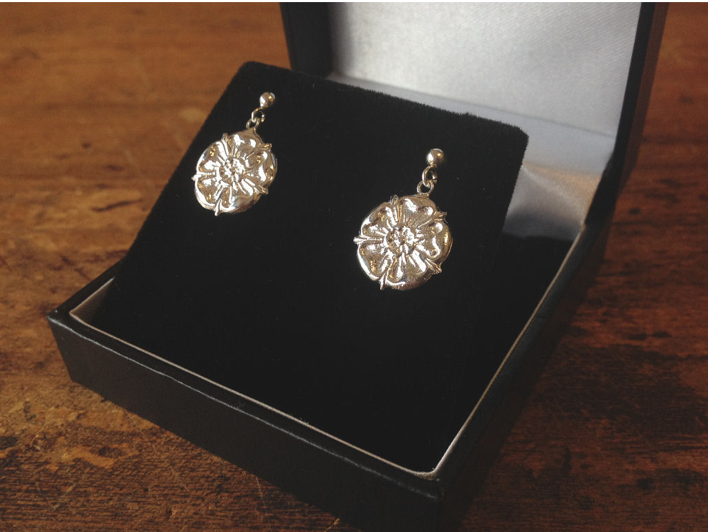 Yorkshire drop earrings